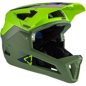 Leatt DBX 4.0 Enduro Helmet, cactus